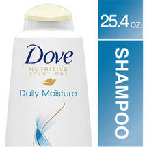 Dove Daily Moisture Therapy Shampoo - 25.4 Fl Oz
