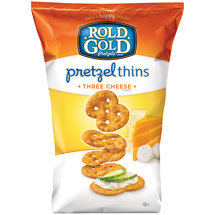 Rold Gold Three Cheese Pretzel Thins