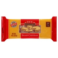 H-E-B Natural Sharp Cheddar Cheese