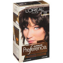 L'Oreal Paris Preference Soft Black  3 Haircolor