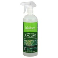 Biokleen Bac-Out Stain+Odor Remover Foam Spray
