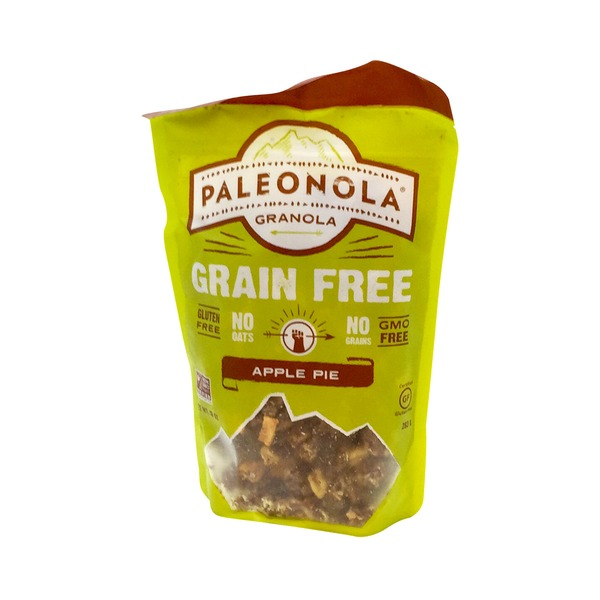 Paleonola Grain Free Apple Pie Granola