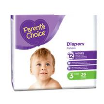 Parent's Choice Diapers Size 3
