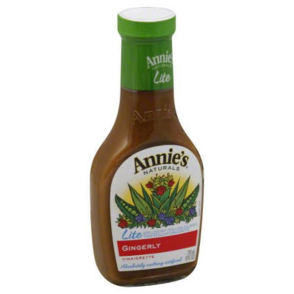 Annie's Homegrown Lite Gingerly Dressing Lite