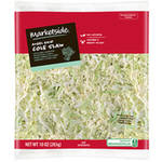 Marketside Angel Hair Cole Slaw