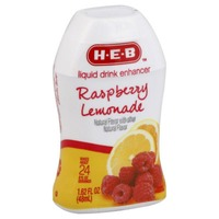 H-E-B Raspberry Lemonade Liquid Drink Enhancer