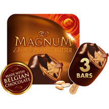 Magnum Double Peanut Butter Ice Cream Bars