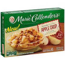 Marie Callender's Everyday Favorites Apple Crisp