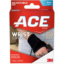 ACE Wrist Support 203966 One Size Adjustable