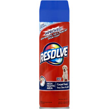 Resolve Pet High Traffic Foam Cleaner