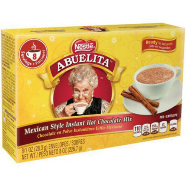 Abuelita Mexican Style Instant Hot Chocolate Mix