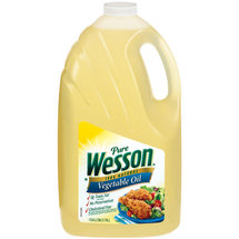 Wesson Vegetable Pure 100% Natural Oil