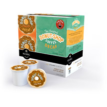Keurig K-Cups Coffee People Donut Shop Decaf