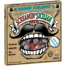 Screamin' Sicilian Pizza Co. Mambo Italiano Italian Combination Pizza