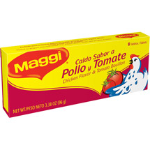 Maggi Chicken Flavor and Tomato Bouillon