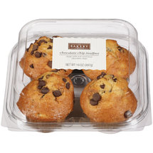 The Bakery At Walmart Chocolate Chip Muffins