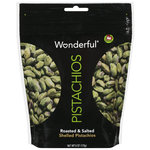 Wonderful Shelled Roasted & Salted Pistachios