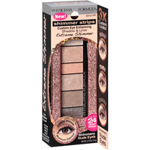 Physicians Formula Shimmer Strips Custom Eye Enhancing Shadow & Liner Nude Eyes