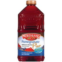 Northland Pomegranate Plus Blueberry/Pomegranate Juice Blend