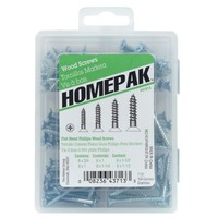 Hillman Group Wood Screws Homepak
