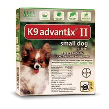 K9 Advantix Small Dog