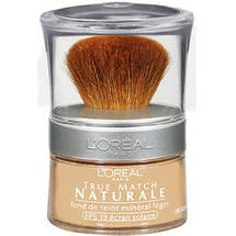 L'Oreal Paris True Match Naturale Mineral Foundation Natural Beige