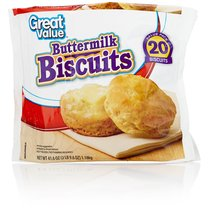 Great Value Frozen Buttermilk Biscuits
