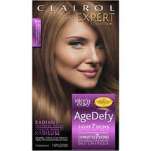 Clairol Expert Collection Age Defy Hair Color 6G Light Golden Brown