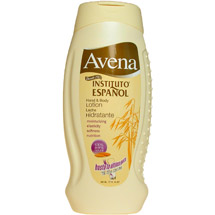 Avena Hand & Body Moisturizing Milk