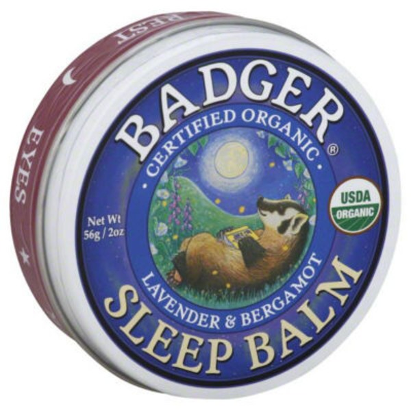 Badger Lavender & Bergamot Sleep Balm