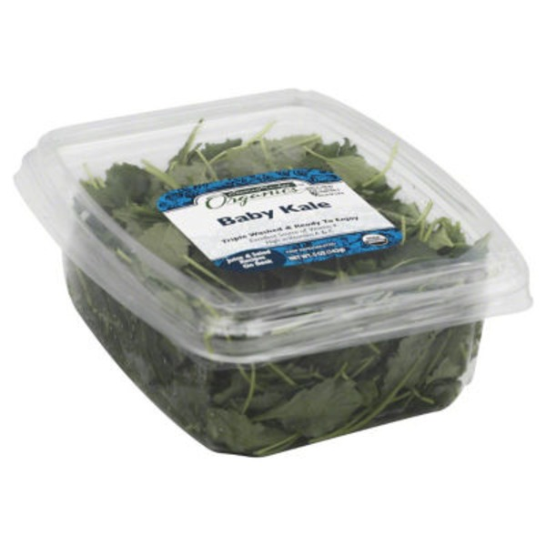 Central Market Organics Baby Kale