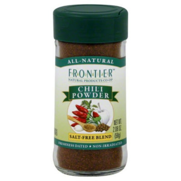 Frontier Natural Products Co-op Frontier Chili Powder Seasoning Blend