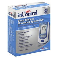 H-E-B In Control Blood Glucose Monitoring System G20