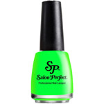 Salon Perfect Professional Nail Lacquer 502 Loopy Lime