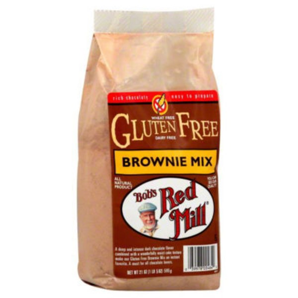Bob's Red Mill Wheat Free/Gluten Free Brownie Mix