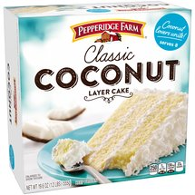 Pepperidge Farm 3-Layer Coconut Cake