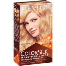 Revlon ColorSilk Beautiful Color Haircolor 75 Warm Golden Blonde