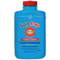 Gold Bond Medicated Foot Powder Maximum Strength