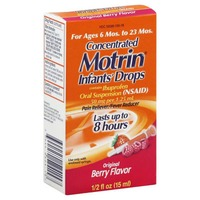 Children's Motrin® Concentrated Infants' Drops, Original Berry Flavor