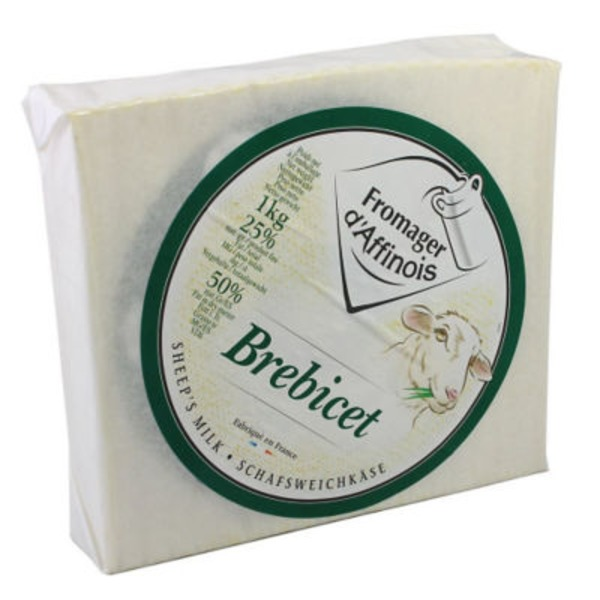 Fromager d'Affinois Brebicet French Cheese