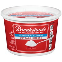 Breakstone's Small Curd 2% Milkfat Lowfat Cottage Cheese