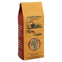 Fara Cafe Coffee Breakfast Blend Whole Bean Coffee