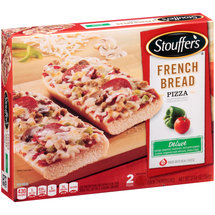 Stouffer's: Deluxe 2 Ct French Bread Pizza