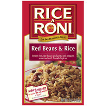 Rice-A-Roni Red Beans & Rice Rice