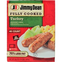 Jimmy Dean Premium Pre Cooked Turkey Sausage