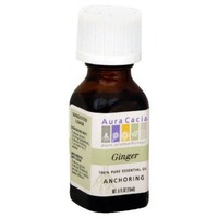 Aura Cacia Ginger Essential Oil