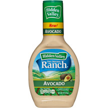 Hidden Valley Original Ranch Avocado Dressing