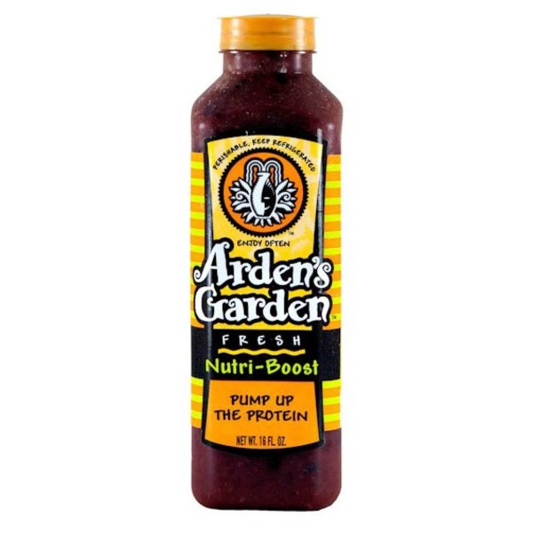 Arden's Garden Pump Up The Protein Nutri Boost Fruit Smoothie