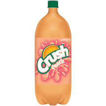 Crush Peach Soda