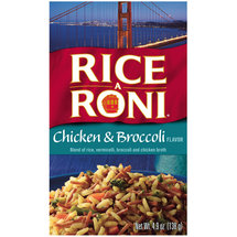 Rice-A-Roni Chicken & Broccoli Rice Mix